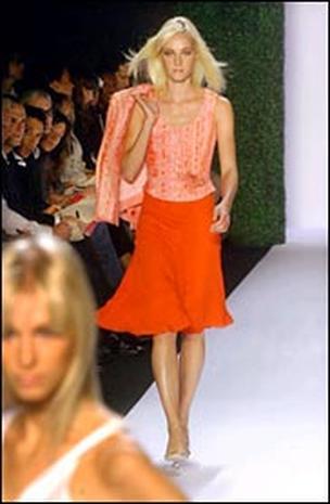 Fashion  Week 2003