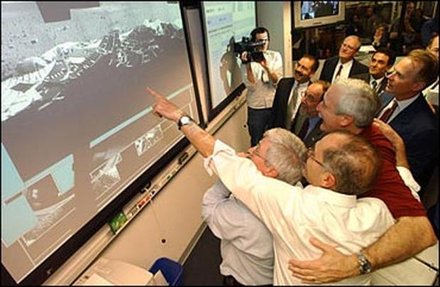 NASA Triumphs