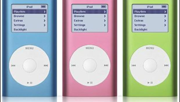how to delete music from ipod mini
