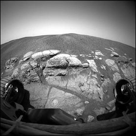 Mars Double Duty