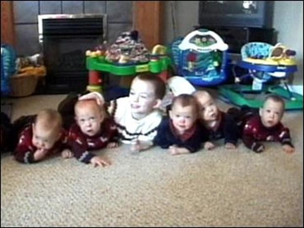 The Perry Sextuplets