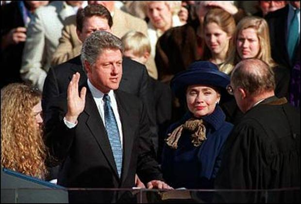 The Clinton Presidency: Highlights