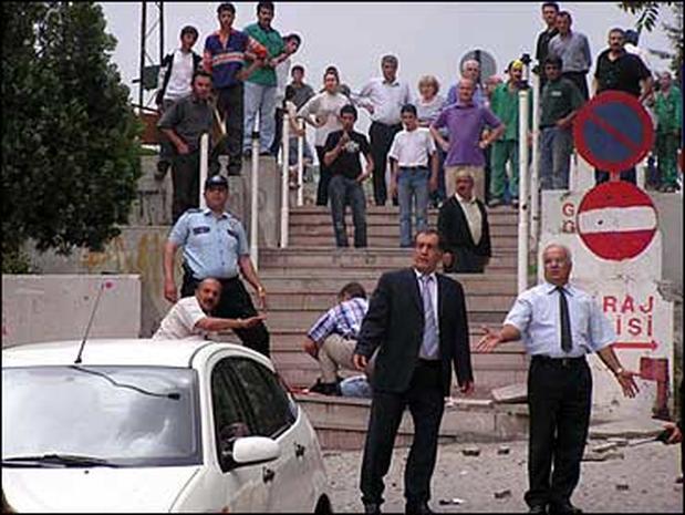Blasts In Turkey