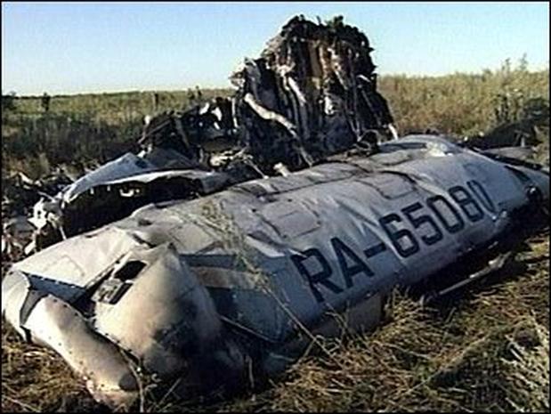 Russia Plane Crashes