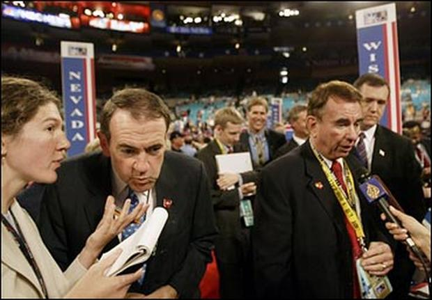 GOP Convention: Day One