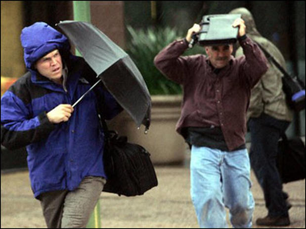 California Raining