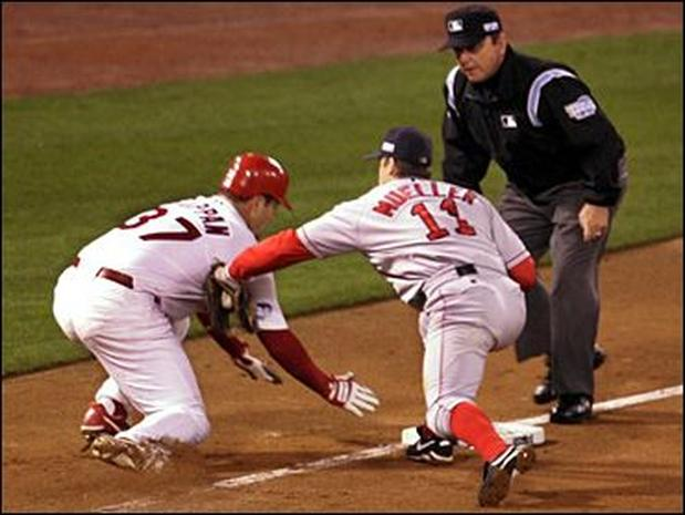 2004 World Series Game Three