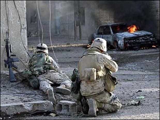 Fallujah Intercity Battle