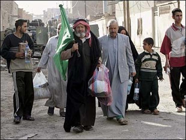 Fallujah Intercity Battle
