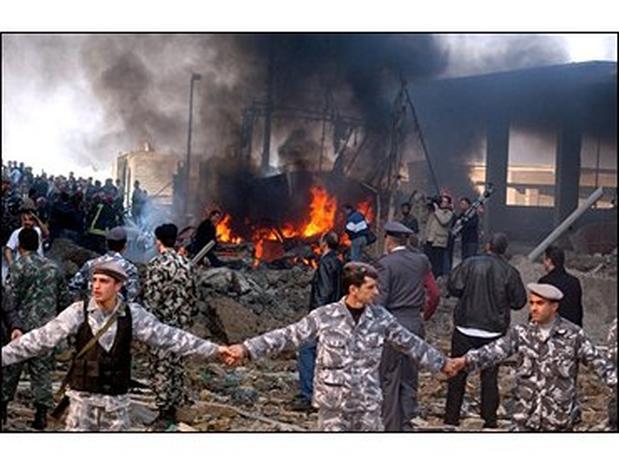 Lebanon Bombing