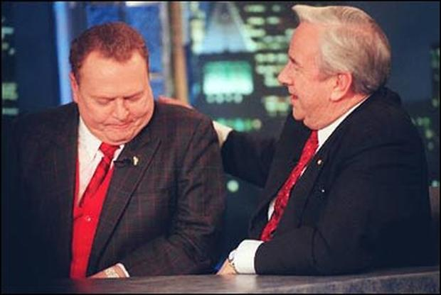 Rev. Jerry Falwell - Photo 1 - Pictures - CBS News