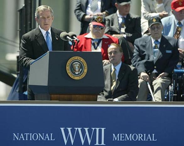 World War II Vets Get Memorial