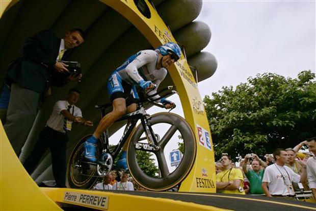 The 2005 Tour De France