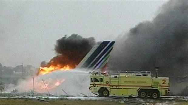 Air France Flight 358 Air France Flight 358 Crash