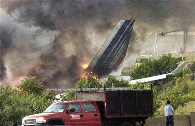 Air France Flight 358 Crash