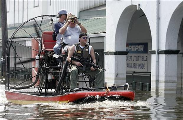 Hurricane Katrina: The Anniversary