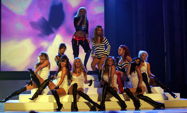'Fashion Rocks': The Concert