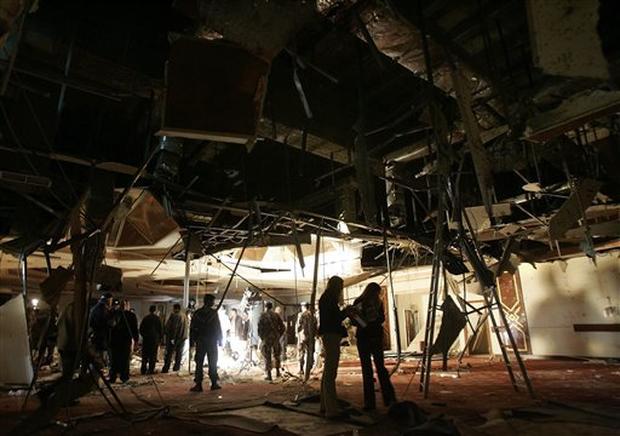 Jordan Hotel Bombings