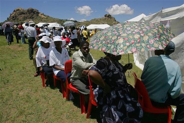 World AIDS Day 2005