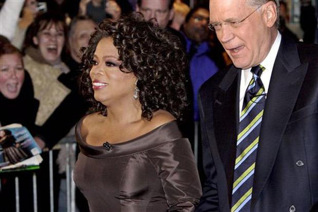 Oprah's Big Night