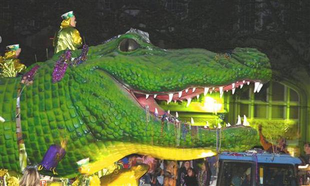 Mardi Gras 2006