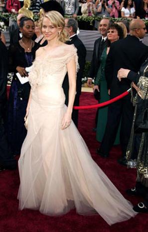 2006 Oscar Gowns