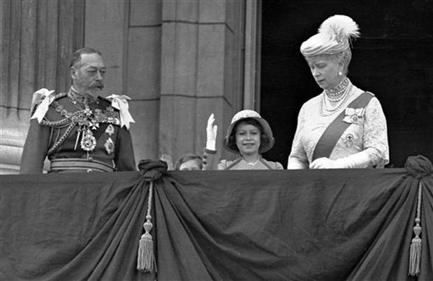 Queen Elizabeth II through the years