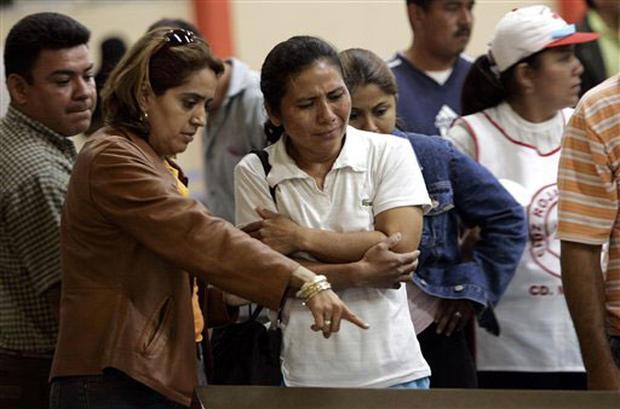 Mexico Bus Tragedy
