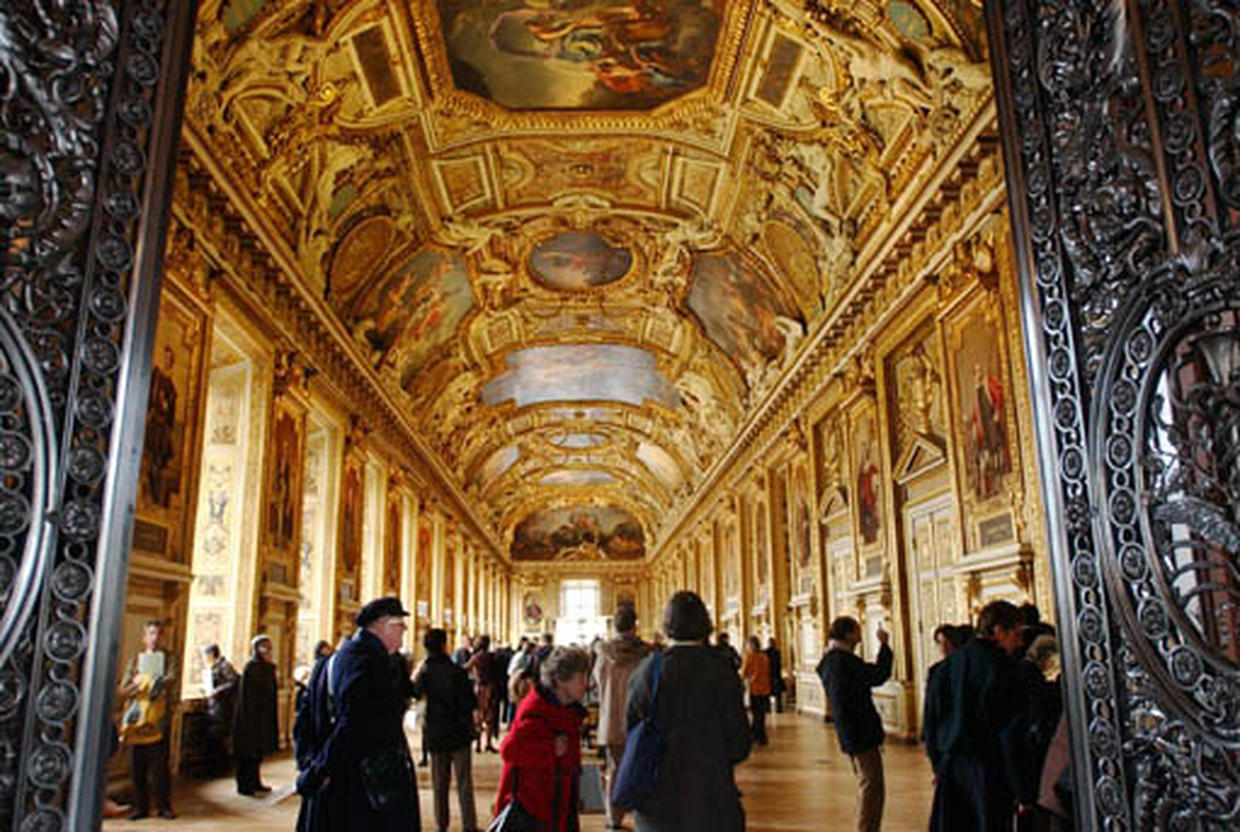 A Tour Of The Louvre - Photo 4 - Pictures - CBS News