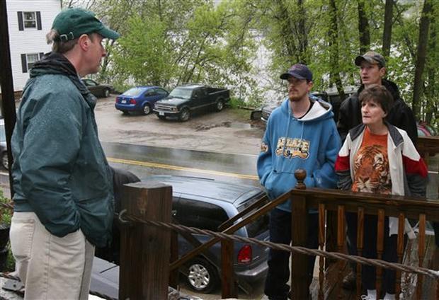 New England Floods