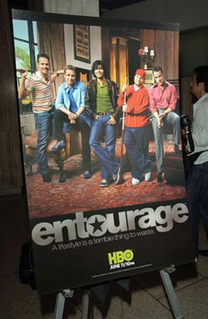 'Entourage' Premiere