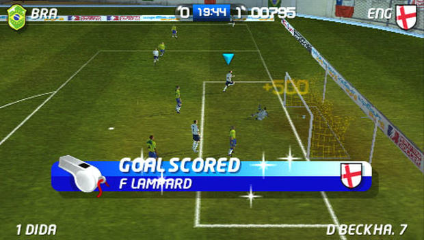 Soccer Hits The PSP