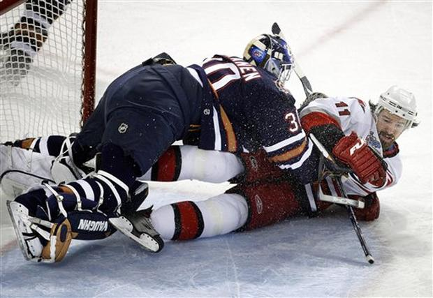 2006 Stanley Cup: <br>Game 6