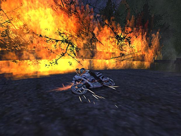 SpyHunter Nowhere to Run