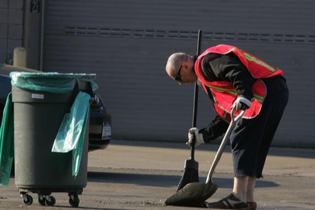 Sweeping Sentence