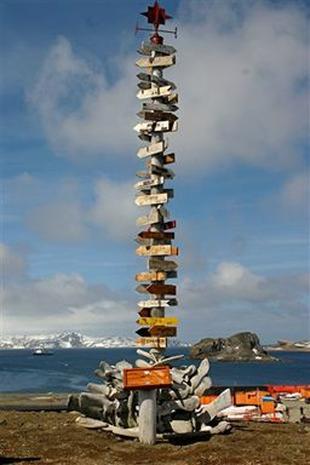 Travel Antarctica