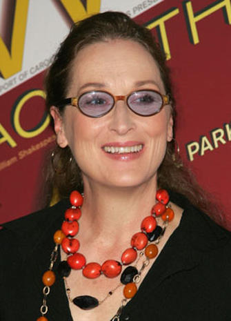 Meryl As 'Mother Courage'