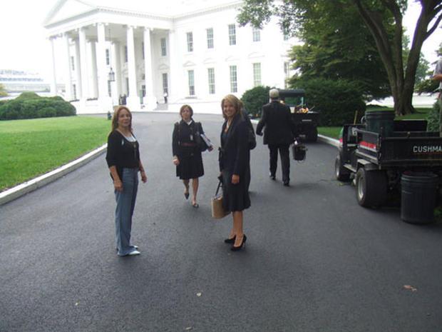 Ms. Couric Goes To Washington