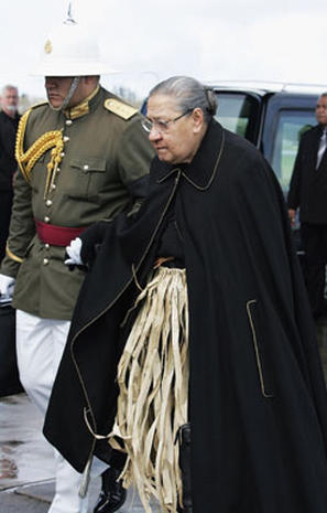 Tonga Mourns King's Death