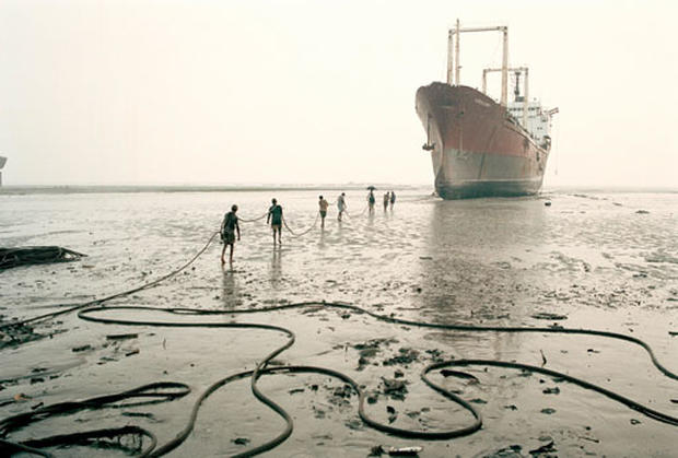 The Ship Breakers