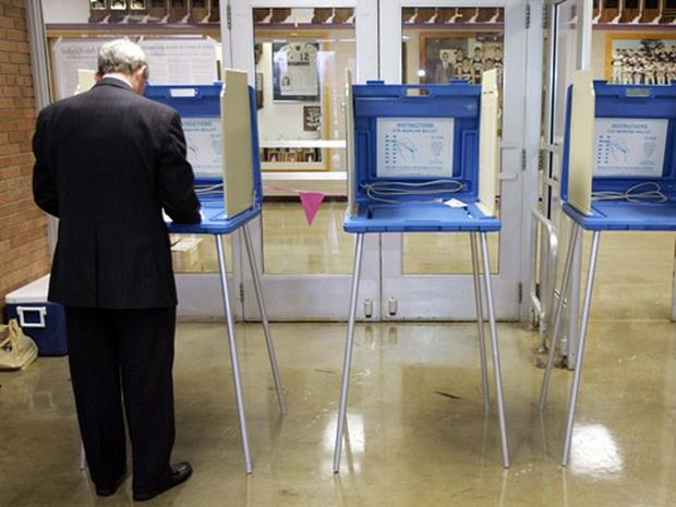 Candidates Vote