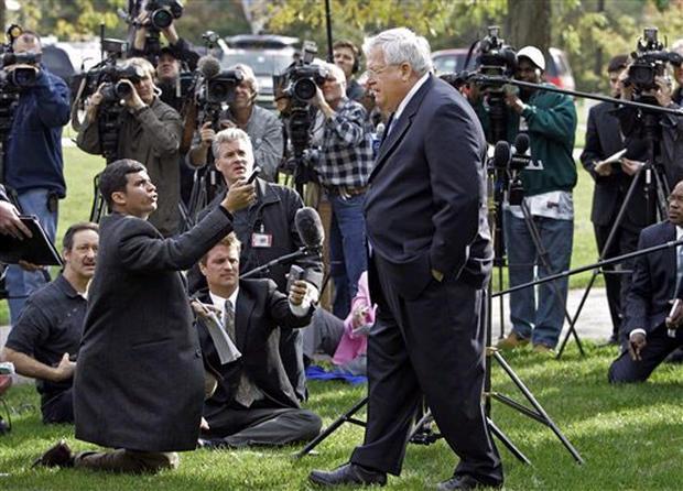 2006 Year In Photos: Politics