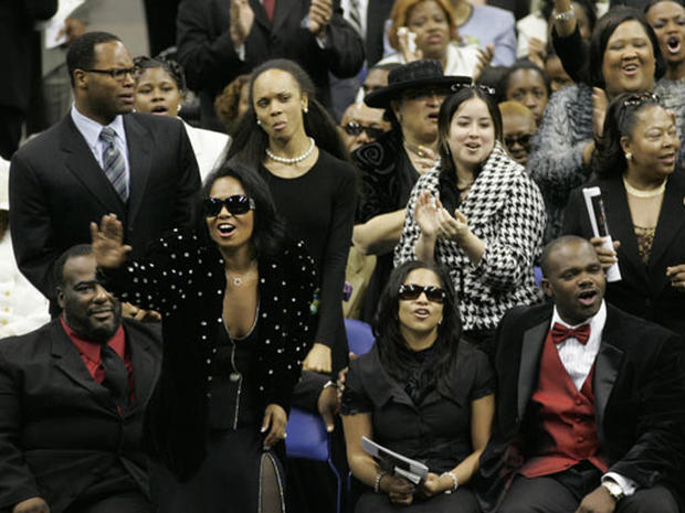 A Final Bow For James Brown