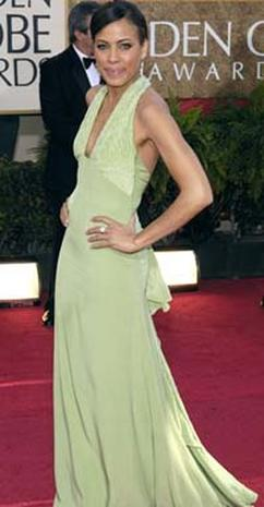 Red Carpet at Golden Globes