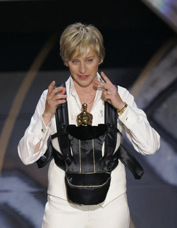 Scenes From The Oscars