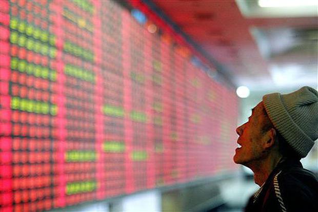 Stocks Take Wild Ride