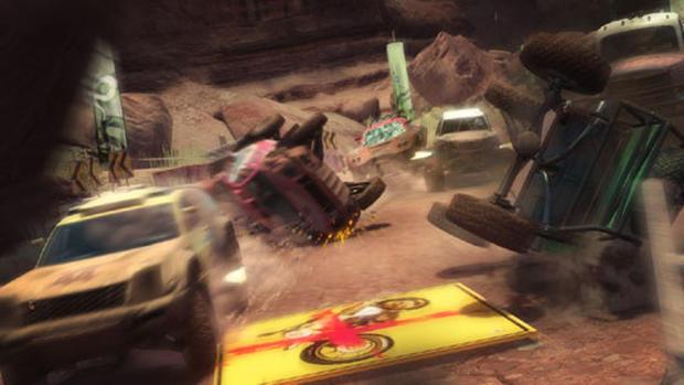 MotorStorm PS3 Screens