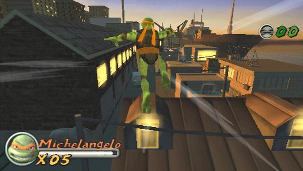 TMNT Screenshots