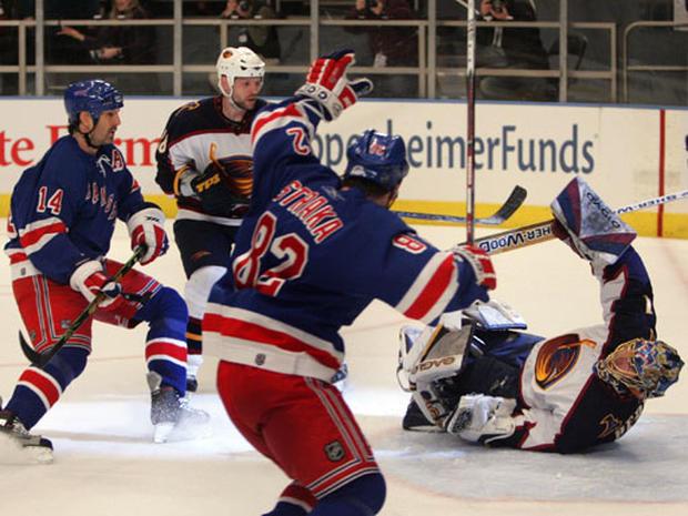 2007 NHL Playoffs