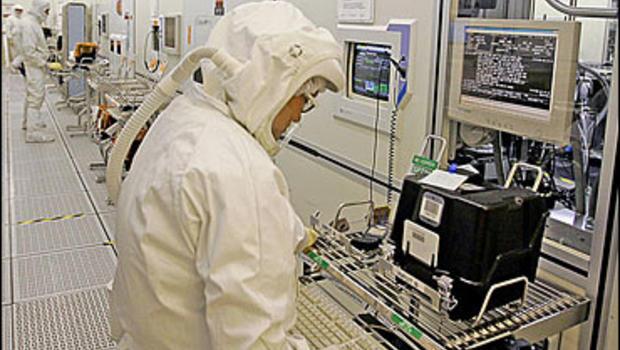 Intel's Bold Bet:: Call it Visionary or Myopic - CBS News